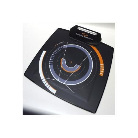Cabina de Audiométrica SST80-BASIC y Audiómetro Oscilla SM910