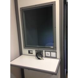 Cabina Audiometría 90x90 SST32-A SST2004