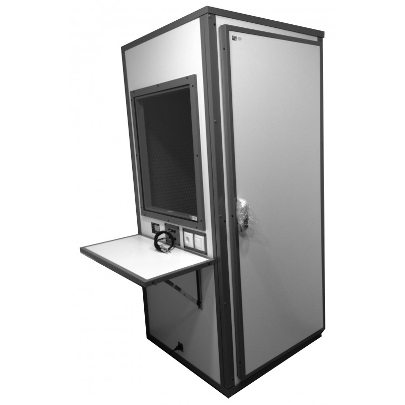 Cabina audiológica insonorizada C32-A