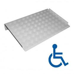 Rampa accesibilidad a...