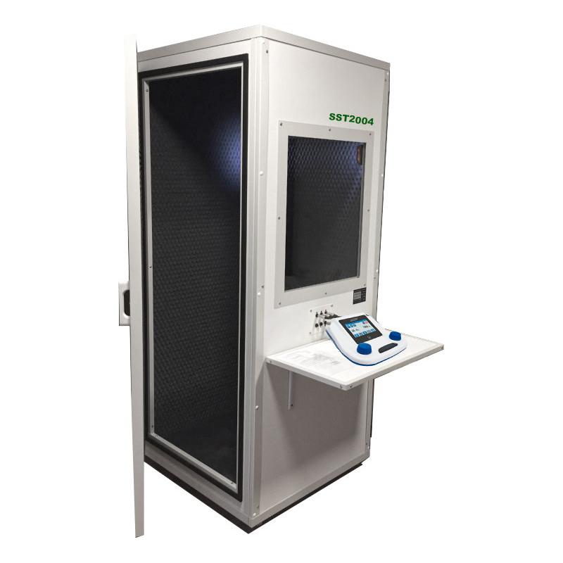 Cabina audiometria sst80a