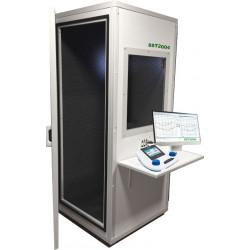 Cabina Audiometría 120x120 para gabinetes audiológicos