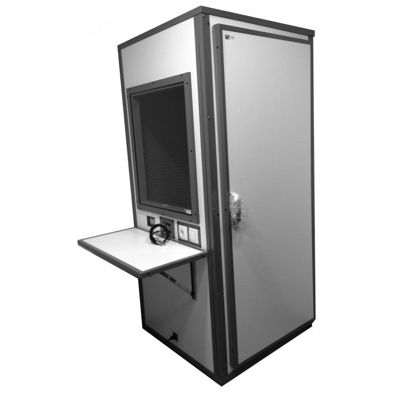 Cabina Audiometría C30