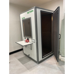 Cabina audiometrica c38b